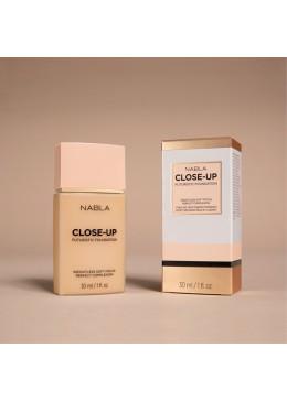 Close-Up Futuristic Foundation M20 - Nabla