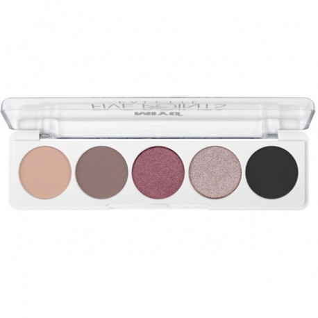 PALETA DE SOMBRAS FIVE POINTS MIYO 21 GUESS WHO