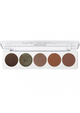 PALETA DE SOMBRAS FIVE POINTS MIYO 15 CONSEQUENCES