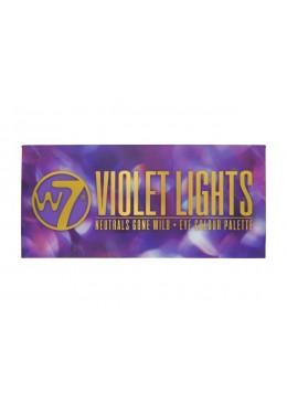 PALETA DE SOMBRAS VIOLET LIGHTS W7