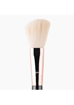 F40 Large Angled Contour Brush - Black/Copper