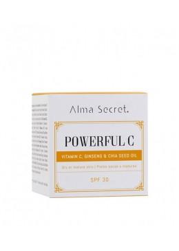 POWERFUL C CON VITAMINA C, GINSENG & CHÍA. SPF 30