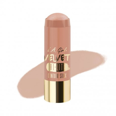 Iluminador Velvet Contour Stick 'Luminous' - LA Girl