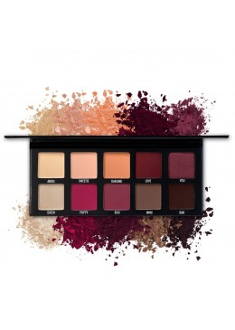 The Ardour Palette - Eyeshadow Palette - Sample Beauty