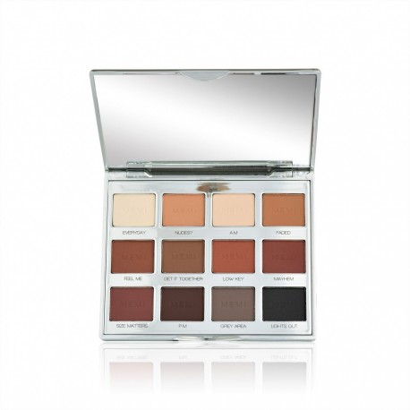 Eyeshadow Palette: Matte Muse - MEMI