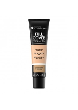 HYPO Base de maquillaje hipoalergénica Full Cover: 04 GOLDEN HONEY