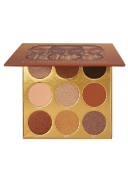 JUVIAS PLACE - WARRIOR EYESHADOW PALETTE