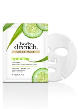 Mascarilla de papel hidratante - Body Drench