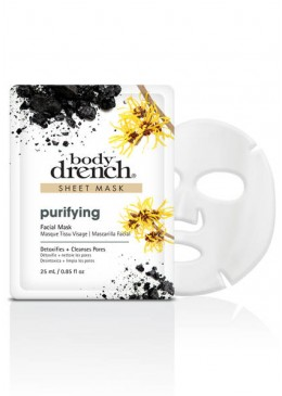 Mascarilla de papel purificante - Body Drench