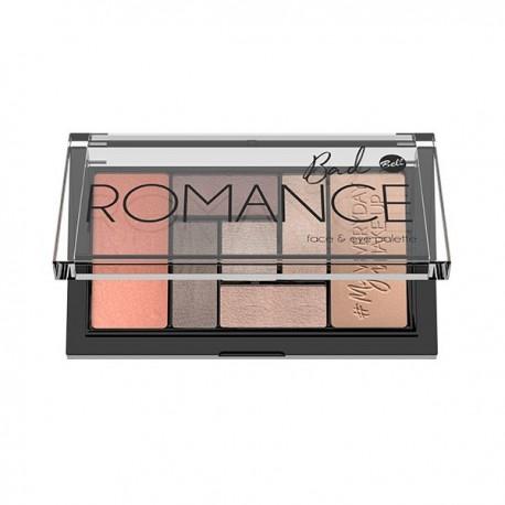 Paleta de sombras y rostro Bad Romance - Bell