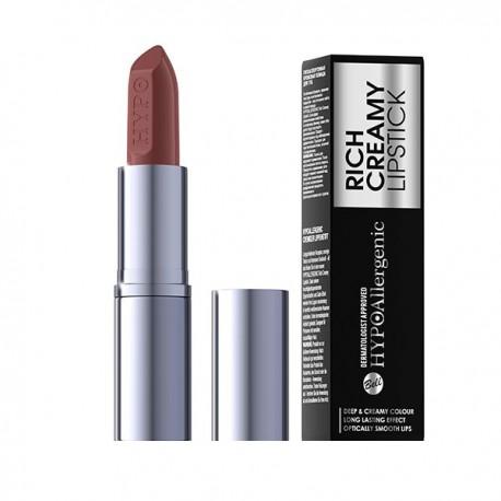 HYPO Barra de labios hipoalergénica Rich Creamy Lipstick: 02 Nude Beige - Bell Hypo