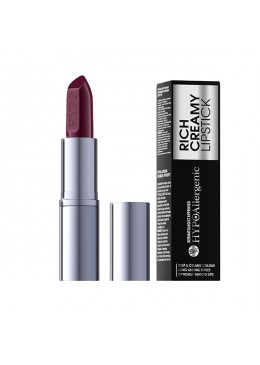 HYPO Barra de labios hipoalergénica Rich Creamy Lipstick - 06 Berry Kiss - Bell Hypo