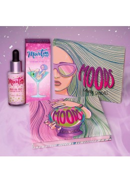 Kit: Martini Prep y Moods - Laura Makeup Labs