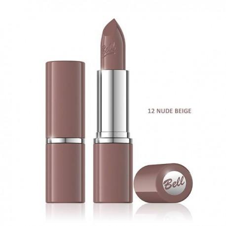 Barra de labios Colour Lipstick - 12 - Nude Beige - Bell