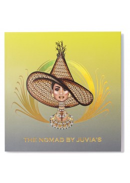 JUVIAS PLACE- THE NOMAD EYESHADOW PALETTE
