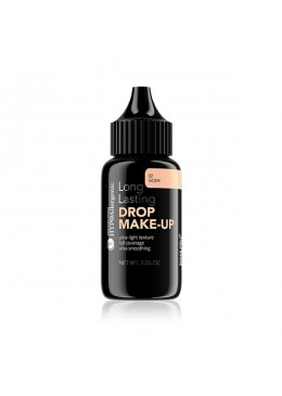 Base de maquillaje duradera hipoalergénica Drop Make Up: 02 Ivory - Bell Hypo