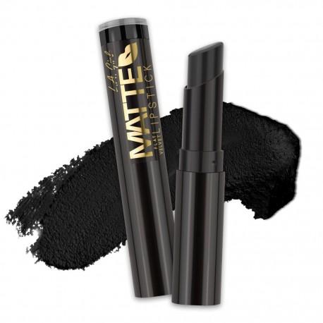 Matte Flat Velvet Lipstick - Raven - L.A. Girl