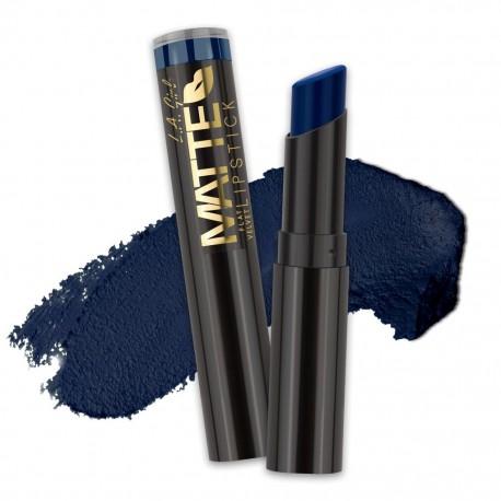 Matte Flat Velvet Lipstick - Blue Valentine - L.A. Girl