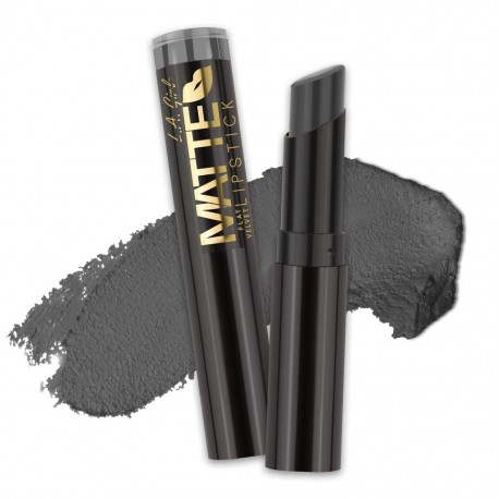 Matte Flat Velvet Lipstick - Poetic - L.A. Girl