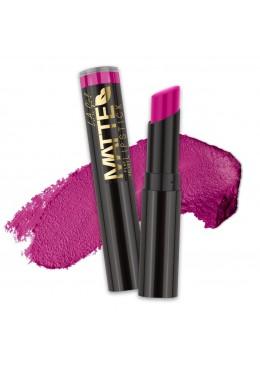 Matte Flat Velvet Lipstick - Manic - L.A. Girl