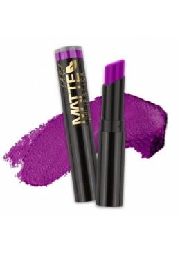 Matte Flat Velvet Lipstick - Love Triangle - L.A. Girl