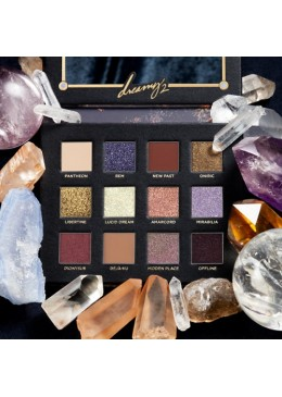 Dreamy 2 Palette - The Mystic Collection - Nabla