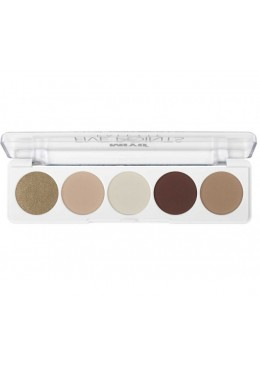 Paleta de sombras Five Points Miyo 22 Chocolate City