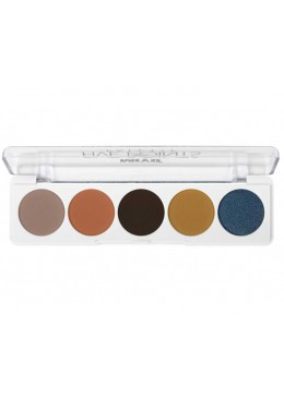 Paleta de sombras Five Points Miyo 23 From A to Z