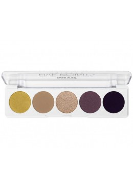 Paleta de sombras Five Points Miyo 24 Gold Digger