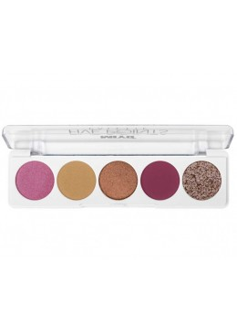 Paleta de sombras Five Points Miyo 27 Purple Heart