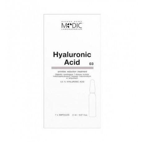 Tratamiento antiarrugas con ácido Hialurónico - Pierre René Medic