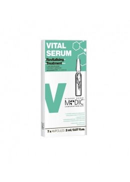 Tratamiento revitalizante Vital Serum - Pierre René Medic