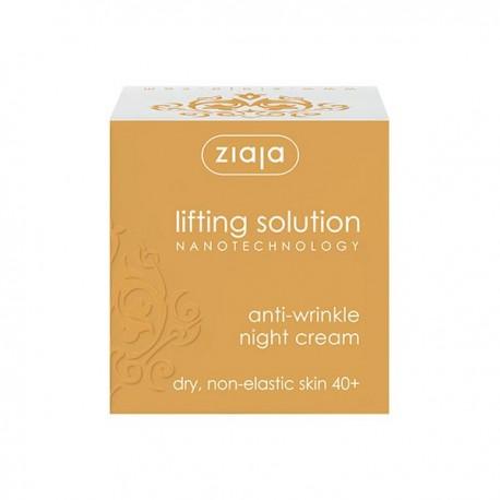 Lifting Solution crema de noche reductora de arrugas