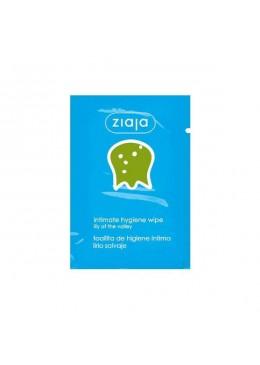 Toallita de higiene íntima de lirio salvaje (pack 10 unidades)