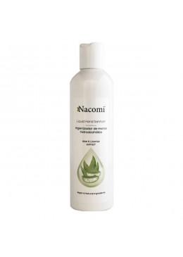 Gel líquido higienizador de manos hidroalcohólico 250ml con tapón - NACOMI
