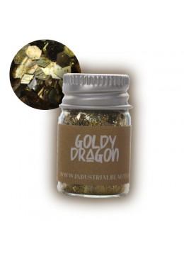 IB GLITTER - GOLDY DRAGON 6ML