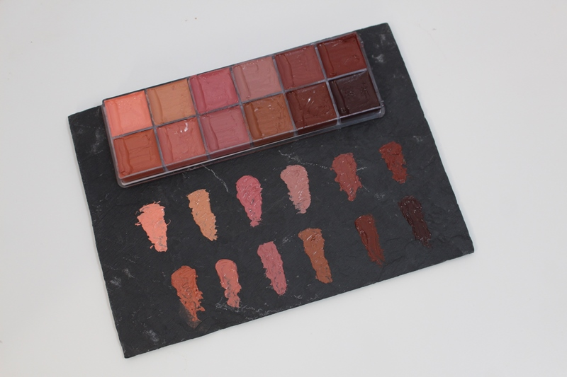 the nudist swatches