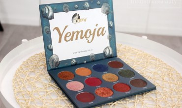 YEMOJA EYESHADOW PALETTE – OPV BEAUTY