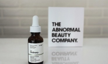 100% Plant-Derived Squalane - The Ordinary