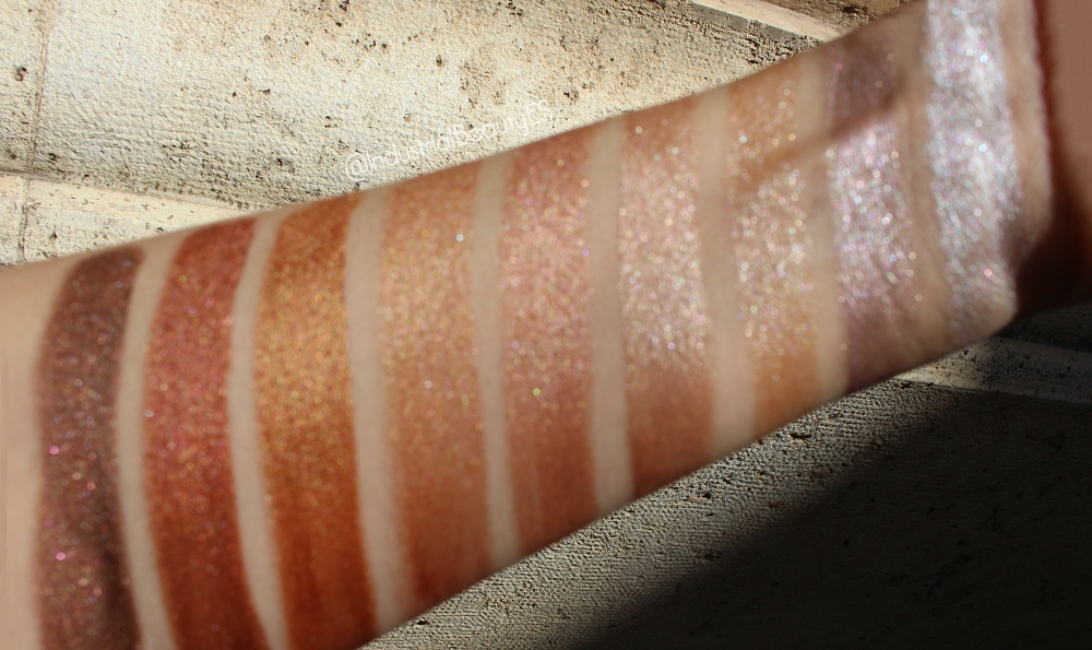 swatches iluminating veil