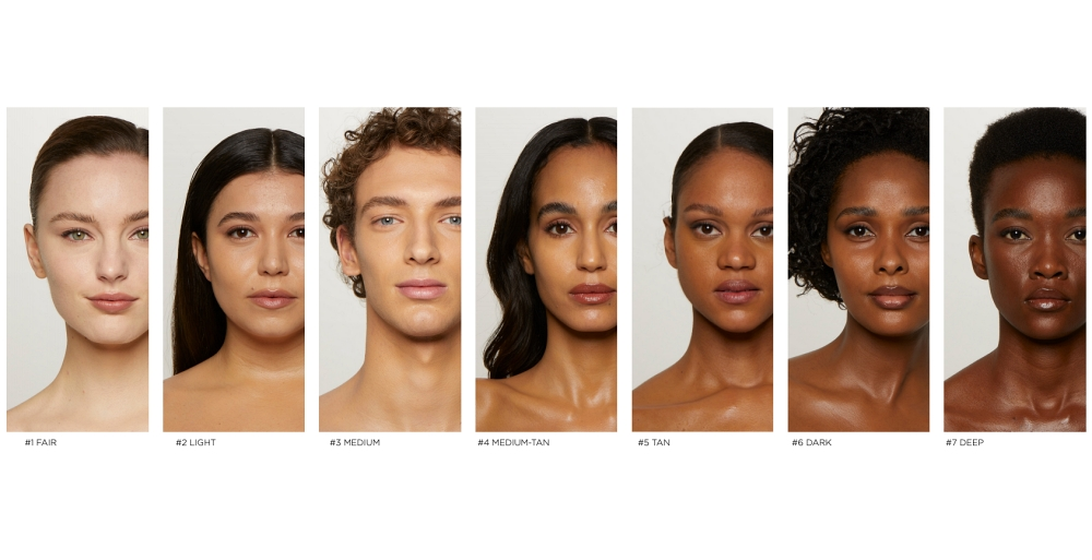 swatches skin realist